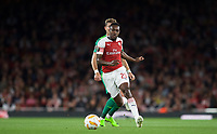 Danny Welbeck of Arsenal during the UEFA Europa League match group between Arsenal and Vorskla Poltava at the Emirates Stadium, London, England on 20 September 2018. Photo by Andrew Aleksiejczuk / PRiME Media Images.