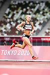 Camille Buscomb. New Zealand Athletics, Tokyo Olympics, Tokyo, Japan, 7 August 2021. <br /> Photo: Alisha Lovrich/Athletics NZ/www.bwmedia.co.nz
