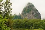 Beacon Rock, Columbia River Gorge, Washington