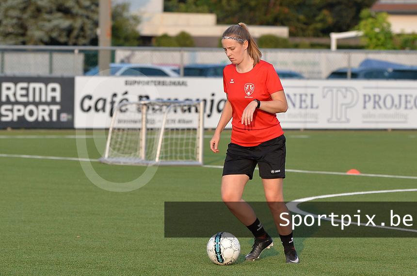 Irina Vandersmissen from FC Alken