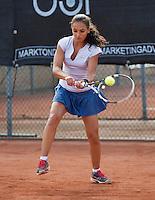 08-08-13, Netherlands, Rotterdam,  TV Victoria, Tennis, NJK 2013, National Junior Tennis Championships 2013,  Phillis Vanenburg   <br /> <br /> <br /> Photo: Henk Koster