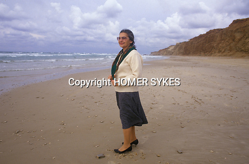 Ida Nudel,  Israel, soon after she escaped from Russia in 1985. Her autobiography, A Hand in the Darkness,  and wrote Mother to Mother.