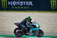 26.09.2020, Circuit de Barcelona Catalunya, Barcelona, MotoGp of Catalunya, Qualification sessions;  21 Franco Morbidelli ITA