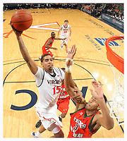 2010 Texas Pan Am vs UVa Mens Basketball