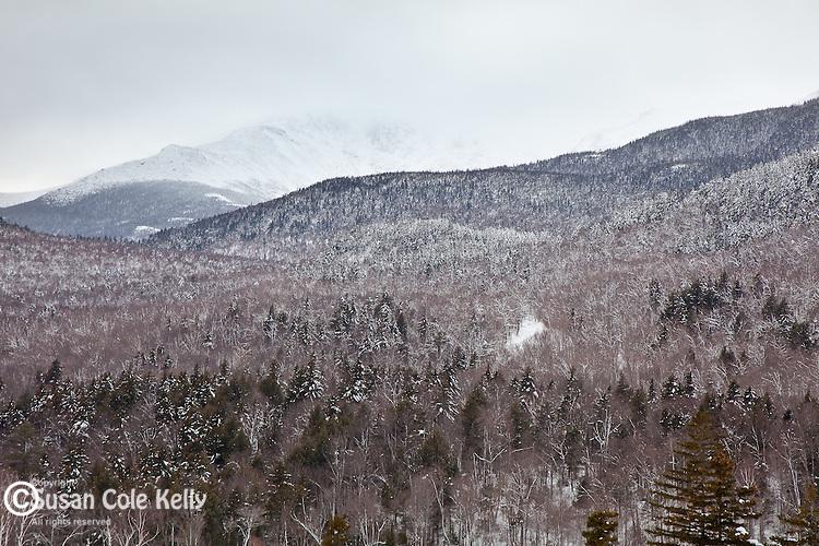 Mount Washington, White Mountain National Forest, NH, USA