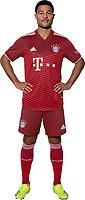 29th August 2021; Munich, Germany; FC Bayern Munich official team portraits for season 2021-22:  Serge Gnabry