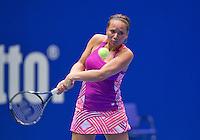 December 17, 2014, Rotterdam, Topsport Centrum, Lotto NK Tennis, Nicole Thijssen (NED)<br /> Photo: Tennisimages/Henk Koster