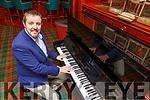 Killarney piano man Noel O'Sullivan in the Killarney Park Hotel