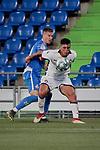 Getafe CF's Roberto Ibenez during Preseason match between Getafe CF and Crotone FC at Colisseum Alfonso Perez in Getafe, Spain. August 02, 2019. (ALTERPHOTOS/A. Perez Meca)