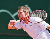 15-07-12, Netherlands,Tennis, ITS, HealthCity Open, Scheveningen, Antal v/d Duim