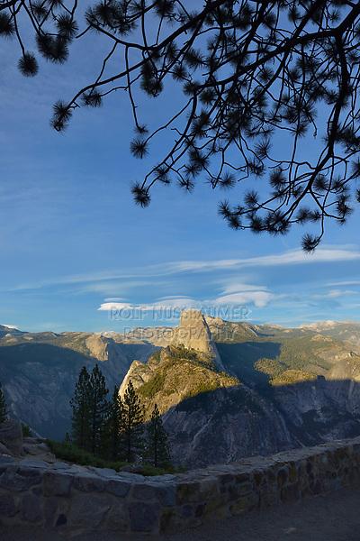 Half Dome, Yosemite National Park, California, USA