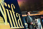 Indian actor Hrithik Roshan during the presentatation of the IIFA Awards 2016 in Madrid, March 14, 2016<br /> (ALTERPHOTOS/BorjaB.Hojas)
