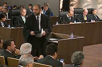 BRASILIA, DF, 07.10.2015 - TCU-CONTAS -  O advogado-geral da Uniao, Luis Inacio Adams, durante sessão para análise das contas públicas do Governo da presidente Dilma Rousseff de 2014, na sede do Tribunal de Contas da União em Brasilia nesta quarta-feira, 07.(Foto:Ed Ferreira / Brazil Photo Press)