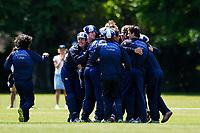 Winners of the Gillette Cup Finals, St Andrews College, Hagley Park, Christchurch, New Zealand. 5th December 2019. Photo: John Davidson, www.bwmedia.co.nz
