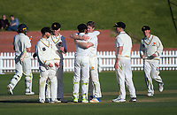181019 Plunket Shield Cricket - Wellington Firebirds v Otago Volts