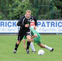 SK Torhout : Tobias Bilaey.foto VDB / BART VANDENBROUCKE