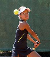 09-08-10, Tennis, Lisse, NJK 12 tm 18 jaar, Merel Hoedt