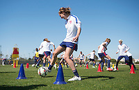 USWNT Training, March 10, 2015