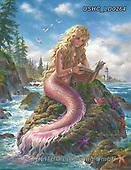Liz,STILL LIFE STILLEBEN, NATURALEZA MORTA, LizDillon, paintings+++++,USHCLD0264,#I#, EVERYDAY ,mermaid