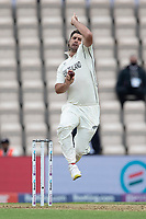Colin de Granhomme, New Zealand in action during India vs New Zealand, ICC World Test Championship Final Cricket at The Hampshire Bowl on 19th June 2021