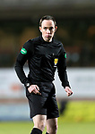 Dundee United v St Johnstone…12.01.21   Tannadice     SPFL<br />Referee Colin Steven<br />Picture by Graeme Hart.<br />Copyright Perthshire Picture Agency<br />Tel: 01738 623350  Mobile: 07990 594431