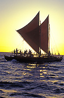 Hawaii Loa authentix Hawaiian sailing vessel