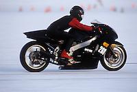 Speed Week Bonneville Salt Flats #268 1000/MPS-F 1990 Kawasaki Motorcycle