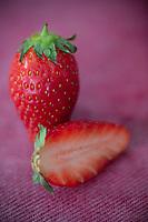 Gastronomie Générale/ Fraise   Ciflorette // Ciflorette strawberry