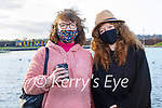 Enjoying a stroll in the Tralee Bay Wetlands on Friday, l to r: Helen Devane and Sinead Mangan.