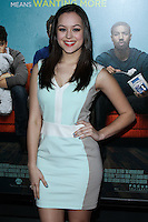 """LOS ANGELES, CA - JANUARY 27: Hayley Orrantia at the Los Angeles Premiere Of Focus Features' """"That Awkward Moment"""" held at Regal Cinemas L.A. Live on January 27, 2014 in Los Angeles, California. (Photo by David Acosta/Celebrity Monitor)"""