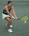 Anastasia Sevastova (LAT) defeated Caroline Dolehide (USA) 7-5, 6-7, 6-1