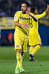 Jaume Vicent Costa Jordá of Villarreal CF reacts during their La Liga match between Villarreal CF and Real Madrid at the Estadio de la Cerámica on 26 February 2017 in Villarreal, Spain. Photo by Maria Jose Segovia Carmona / Power Sport Images