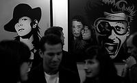 Paris (île de france)<br /> <br /> Exposition d'art contemporain.<br /> <br /> Exhibition of contemporary art.