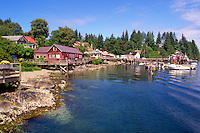 Bamfield, BC, Vancouver Island, British Columbia, Canada - Pacific Rim, West Coast Resort Village in Barkley Sound