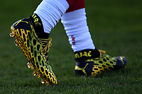 Puma Future 5.1 netfit shoes are seen during the Women s EURO 2022 qualifying football match between Italy and Denmark at stadio Carlo Castellani in Empoli (Italy), October, 27th, 2020. Photo Andrea Staccioli / Insidefoto
