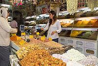 Türkei, ägyptischer Basar (Misir Carsi) in Eminönü  in Istanbul