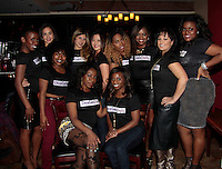 11-15-14 Diva Gals Daily - INAATA Launch Party - Delaina - Maureen more to come