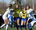 NDSU vs SDSU Summit League Soccer Championship