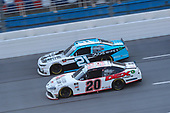 #20: Harrison Burton, Joe Gibbs Racing, Toyota Supra Morton Buildings/DEX Imaging