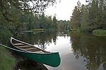 Canoe AuSable River