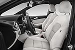 Front seat view of 2016 Mercedes Benz B-Class Inspiration 5 Door Mini MPV Front Seat  car photos