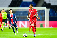 13th April 2021; Parc de Princes, Paris, France; UEFA Champions League football, quarter-final; Paris Saint Germain versus Bayern Munich;  Jerome Boateng (Bayern)