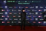 Kentaro Sakaguchi, Dec 04, 2019 : Kentaro Sakaguchi, 2019 Mnet Asian Music Awards (MAMA) in Nagoya, Japan on December 4, 2019. (Photo by Pasya/AFLO)
