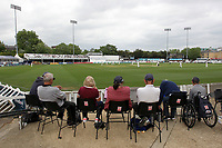 Spectators look on during Essex CCC vs Kent CCC, Specsavers County Championship Division 1 Cricket at The Cloudfm County Ground on 30th May 2019