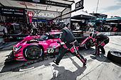 #60: Meyer Shank Racing w/Curb-Agajanian Acura DPi, DPi: Olivier Pla, Dane Cameron, podium