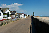 Many of the seaside chalets at Jaywick Sands, Essex, originally built as holiday homes, are now being used as permanent housing, privately rented to benefit claimants.