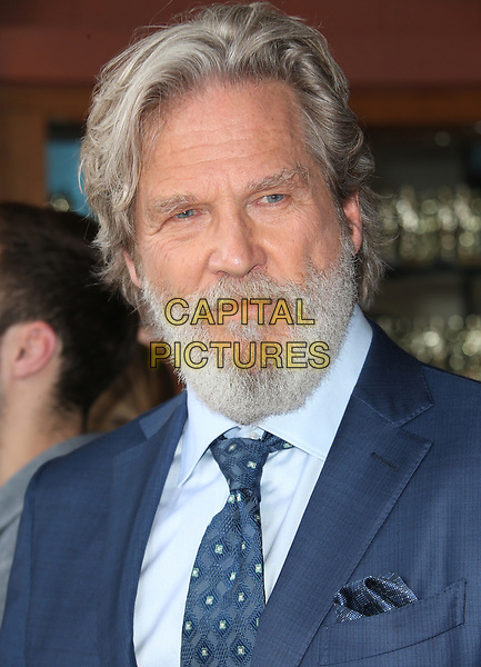 HOLLYWOOD, CA - March 10: Jeff Bridges, At John Goodman Honored With Star On The Hollywood Walk Of Fame At On The Hollywood Walk Of Fame In California on March 10, 2017. <br /> CAP/MPI/FS<br /> ©FS/MPI/Capital Pictures