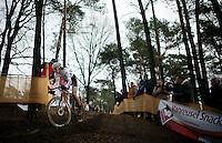 Helen Wyman (GBR/Kona)<br /> <br /> Zolder CX UCI World Cup 2014