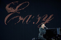 Pictured: Lionel Richie on stage Saturday 18 June 2016<br /> Re: Lionel Richie, All The Hits concert at the Liberty Stadium, Swansea, Wales, UK