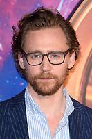 "Tom Hiddleston<br /> arriving for the ""Avengers: Infinity War"" fan event at the London Television Studios, London<br /> <br /> ©Ash Knotek  D3393  08/04/2018"
